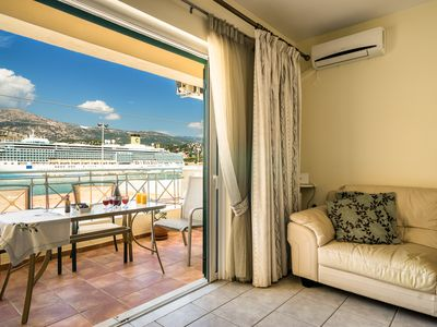 Photo for 2 Bedroom Holiday Apartment in Argostoli With Breathtaking Sea And Mountain View