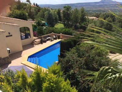 Photo for Villa With Private Pool Set In Pretty Gardens