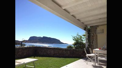 Photo for House 50 meters from the sea residence S'ABBA E SA PEDRA
