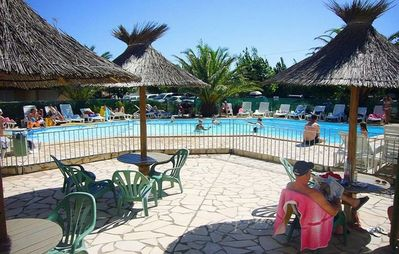 Photo for 1 bedroom accommodation in Marseillan