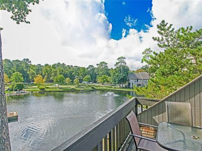 Photo for 3501W: 2BR+loft lakefront Sea Colony West condo! Beach, pools, tennis ...