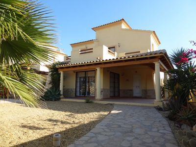 Photo for Villa With Private Pool And Two First Floor Balconies