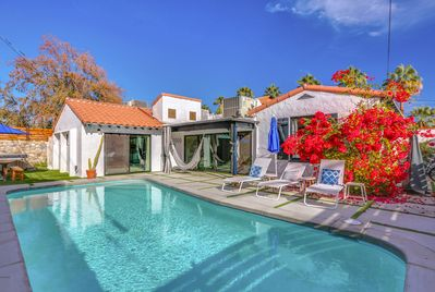 Pool - Welcome to Palm Springs! Your home is professionally managed by TurnKey Vacation Rentals.