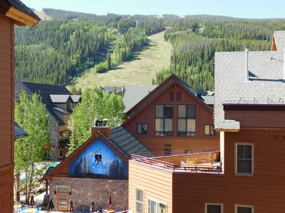 Photo for Spectacular View of Village & Slopes!  Walk to Lifts!  Many upgrades throughout!