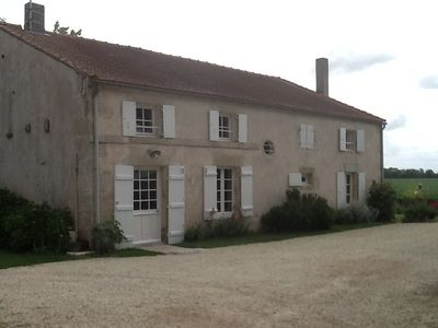 Photo for Country house 10 minutes from the sea (Atlantic Coast), referenced 3 stars
