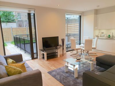 Photo for Luxury and Bright 2 Bed and 2 Bath In Maida Vale