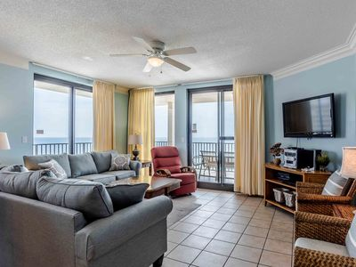 Photo for Phoenix X 1017 Orange Beach Gulf Front Vacation Condo Rental - Meyer Vacation Rentals