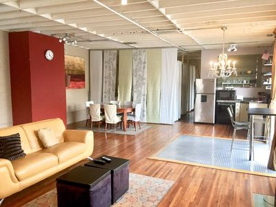 Photo for SAVE NOW GasLamp Prime Location Large Loft -  1 Bath, Sleeps 6