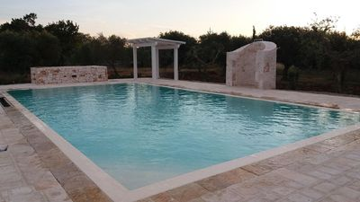 Photo for Trulli Holiday House in the middle of Valle d'itria #Granaio