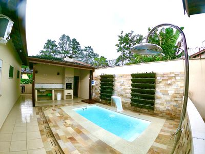 Photo for Beautiful house in the midst of nature, gated community 24 hours