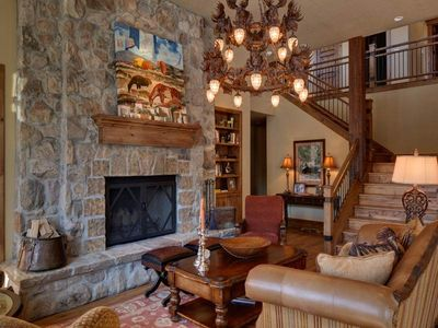 Photo for Elegant Mountain Style Private Home Situated in Deer Valley's Silver Lake Area