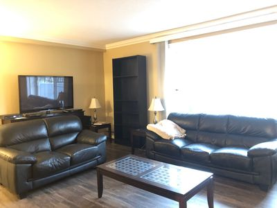 Photo for 2 Bedroom-Off Whyte Luxury-deck-1.5 bathrooms
