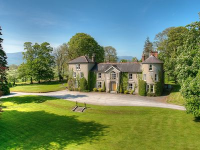 Photo for Luxury Irish Castle in Gorgeous Country Setting in Tipperary