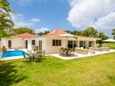 Photo for Enchanting Golf Villa in Casa de Campo La Romana