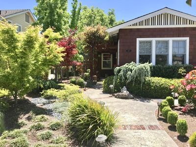 Photo for Fully Remodeled Wine Country Home -  $4,000 for month of March