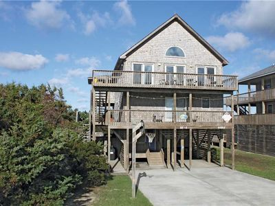 Photo for Walk-to beach, dining, shopping, pier! HtdPool&HotTub, RecRoom, PetFriendly