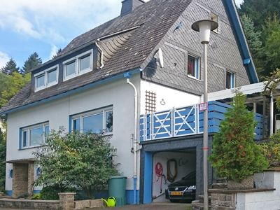 Photo for Spacious apartment in Willingen with terrace and large garden
