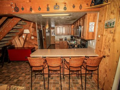 Photo for House 1.1 km from the center of Big Bear Lake with Parking, Internet, Balcony (983591)