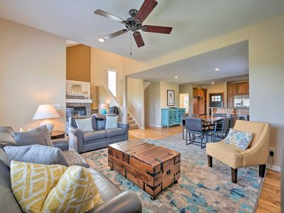 Park City Home w/ Hot Tub, 2Mi to Canyons!