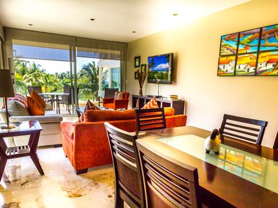 Photo for 3rd Floor home with great Beach and Ocean Views at The Elements by BRIC