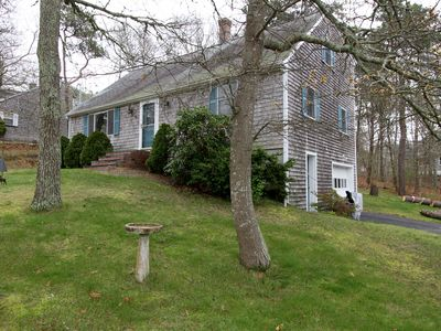 Photo for 4BR Home on Bournes Pond, Minutes to Downtown Falmouth