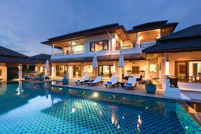 Luxury 6 Bedroom Pool Villa With Scenic Views In Exclusive Laguna Phuket Choeng Thale