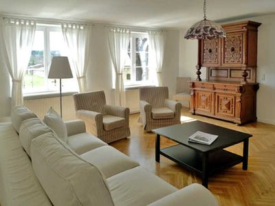 Photo for Apartment 2 - large apartments in the Manor House