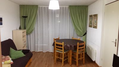 Photo for 1BR Apartment Vacation Rental in Saint-Lary-Soulan, Occitanie