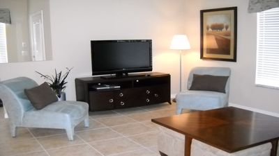Photo for Disney On Budget - Paradise Palms Resort - Welcome To Spacious 5 Beds 4 Baths  Pool Villa - 4 Miles To Disney