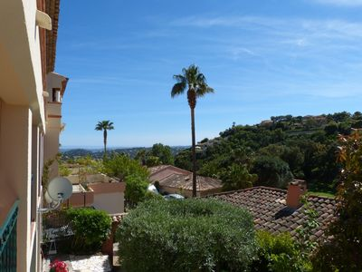 Photo for Apartment facing the Sainte Maxime Golf in Secured Secidence with swimming pool