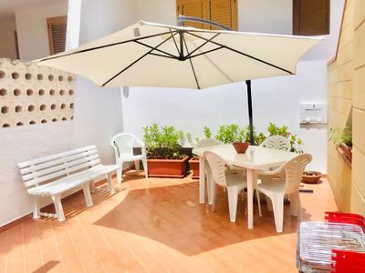 Photo for Terraced house in Salento - Vacation rentals Salento south Italy