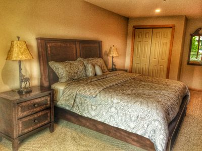 Photo for Cozy Main Street Lake Placid Suite 6 - Great rates Book NOW!