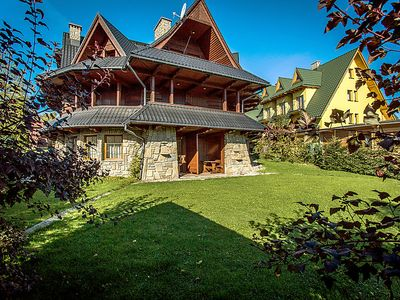 Photo for Apartment Hrube Wyżne in Zakopane - 5 persons, 1 bedrooms