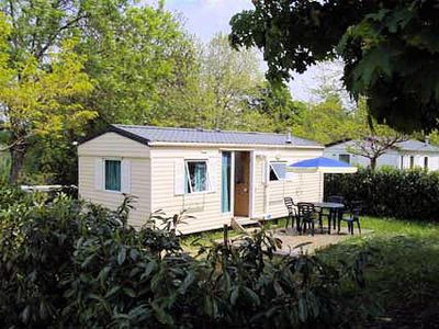 Photo for Camping Le Grand Cerf **** - Mobil Home 3 Rooms 4/6 People