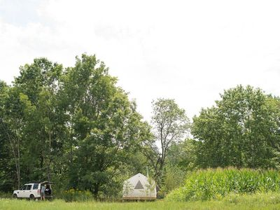 Photo for 1BR Mobile Home Vacation Rental in Belfast, Maine