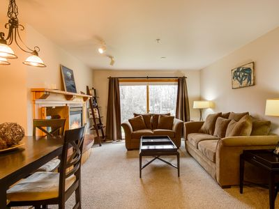 Photo for Clean and convenient! Hot tubs!  Close to Jackson Hole/National Parks!