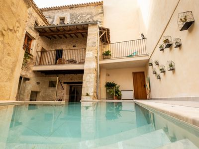 Photo for Can Butxaca - House for 12 people in Pollensa / Pollença