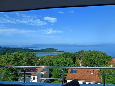 Photo for Holiday apartment with panoramic view