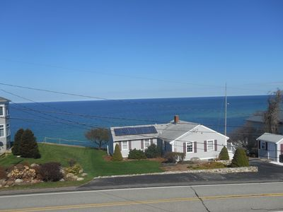 Photo for Classic Priscilla Beach Cottage with panoramic views and sleeping for 10