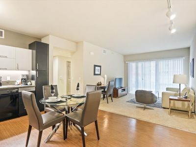 Photo for Spacious 1BR | Fully Furnished | Upscale Amenities | Marina Del Rey | GLS