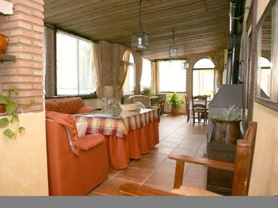 Photo for Self catering Dehesa el Chaparral for 13 people