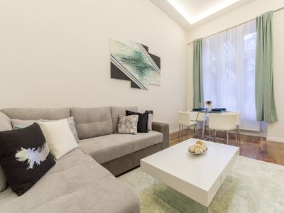 Photo for Cozy apartments in the center of Budapest