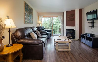 Photo for This unit offers a lot of value! Located right under the Gondola