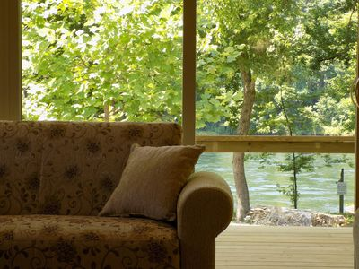 Photo for Outstanding brand new lodge on the River bank with spectacular view L4