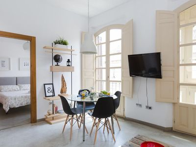 Photo for Elegant apartment in the heart of the city