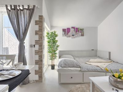 Photo for Apartment La Mer in Pula - 2 persons, 1 bedrooms
