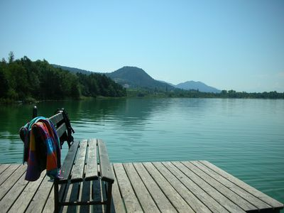 Photo for Lakeside Location. Villa In Southern Austria