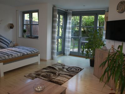 Photo for 1BR Apartment Vacation Rental in Edling, BY