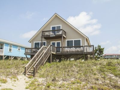 Photo for Pelican House: 3 BR / 2 BA home in Oak Island, Sleeps 10