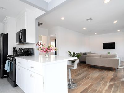 Photo for beautiful brand new luxry 1 bedroom house in the heart of Hollywood (MELROSE)
